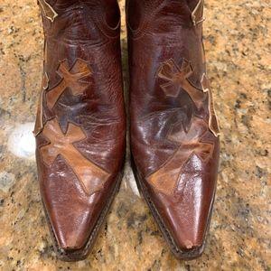 Dan Post Southern Cross Western boots